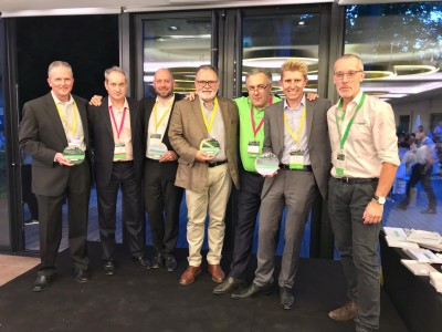 SCAIME Co-innovation award von Schneider Electric